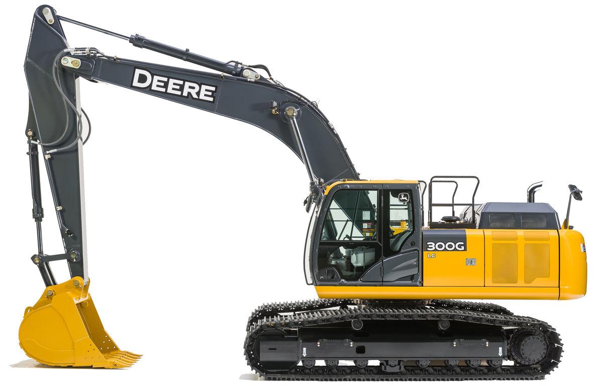 300G LC | Excavator | John Deere US