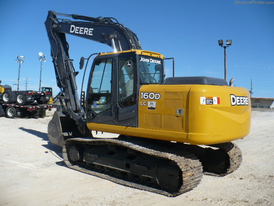 2010 John Deere 160DLC - Excavators - John Deere MachineFinder