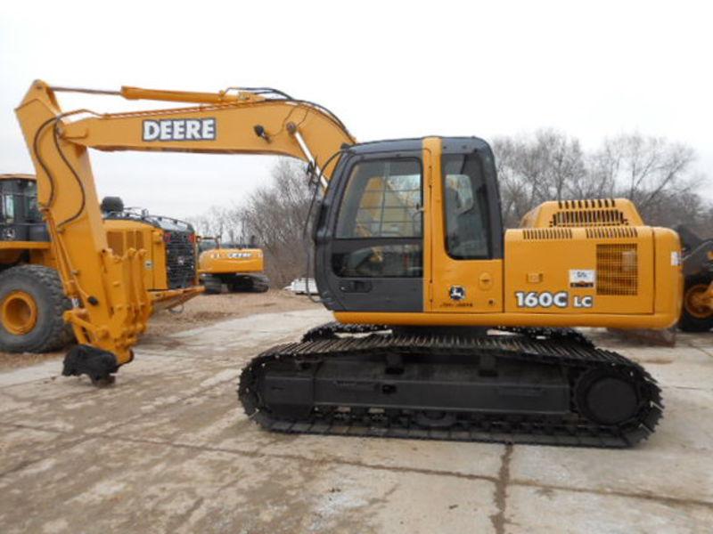 2005 John Deere 160C LC Excavator #FF160CX045273 ERB ...
