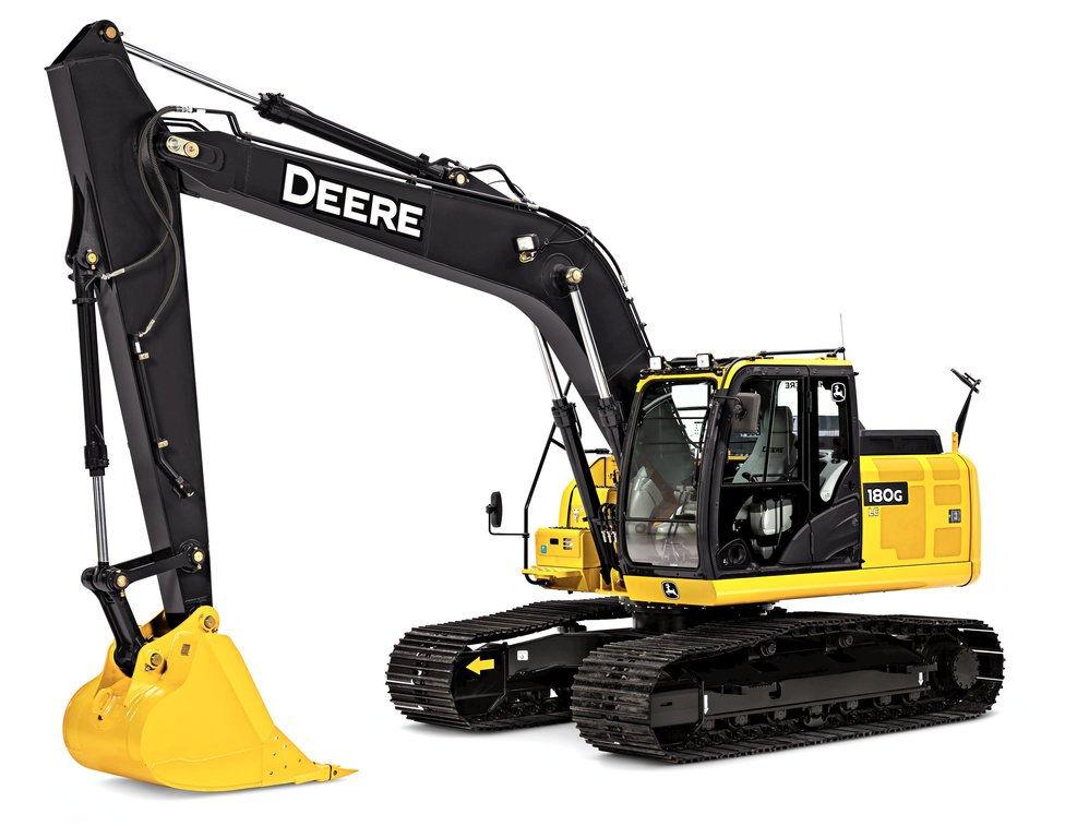 180G LC | Excavator | John Deere US