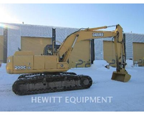 2006 JOHN DEERE 200C LC Excavator For Sale, 3,925 Hours ...