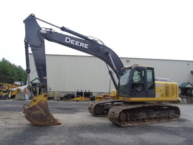 2011 John Deere 200D LC For Sale (4531273) :: Construction ...