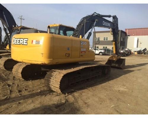 2010 John Deere 200D LC Excavator For Sale - Regina, SK ...