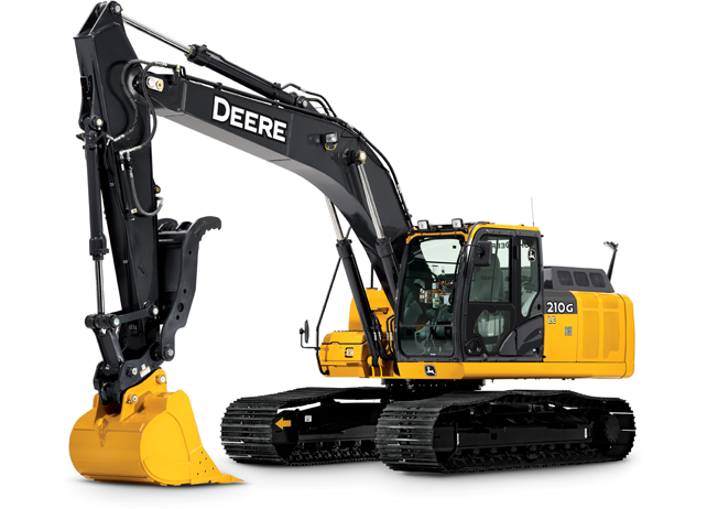Excavators | 4 Rivers Equipment
