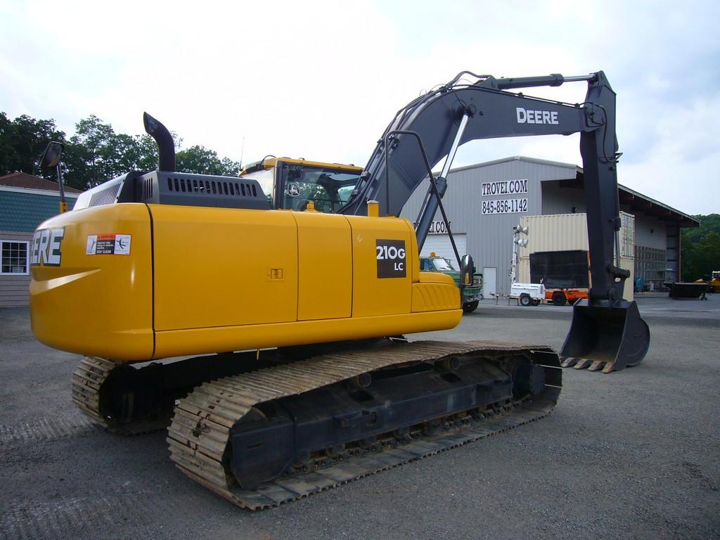 2012 John Deere 210G-LC Excavator for sale by Arthur ...