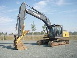 John Deere 240D Hydraulic Excavator - RitchieWiki