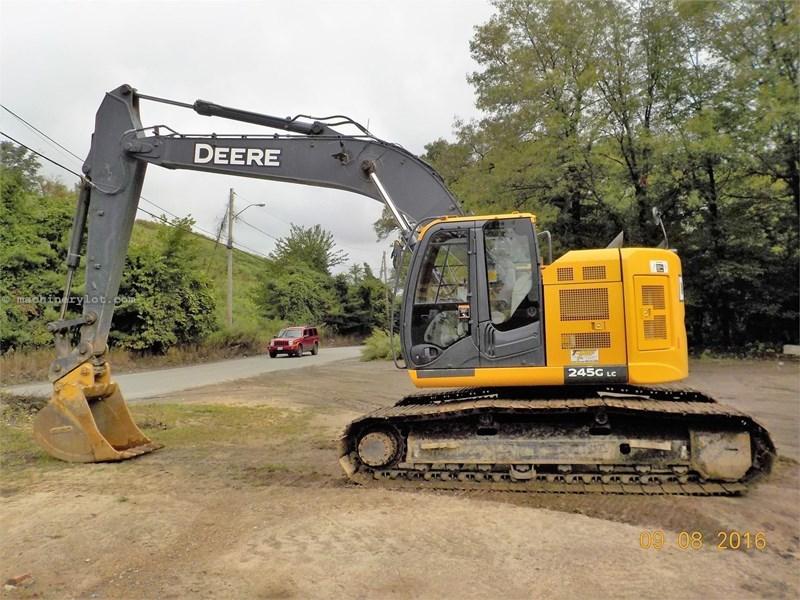 2013 John Deere 245G LC - Excavator-Track For Sale At ...