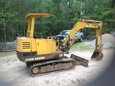 John Deere 25 For Sale (2948637) from 4M Iron LLC [4922 ...