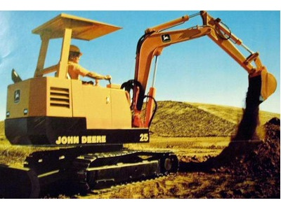John Deere 25 Mini-Excavator Price Cut!! - Excavators ...