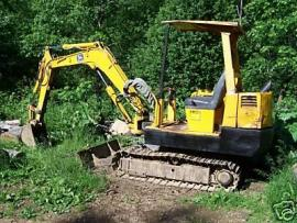 Cost to Ship - John Deere 25 Mini Excavator - from ...