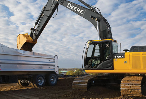 John Deere 250 Specifications submited images.