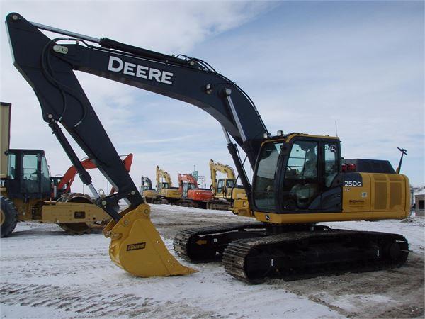 John Deere 250G LC - Crawler excavators, Price: £138,784 ...