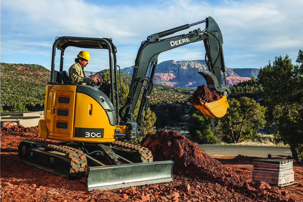 John Deere 30G to Make Sizeable Impact on Compact ...
