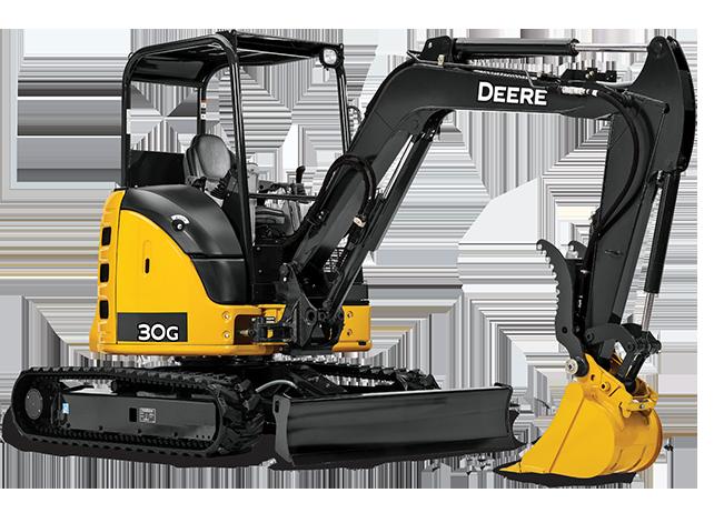 30G | Excavator | John Deere US
