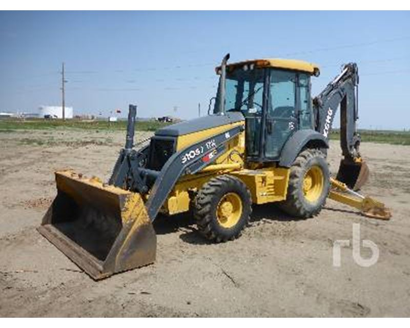 2010 John Deere 310 Backhoe For Sale - Williston, ND ...