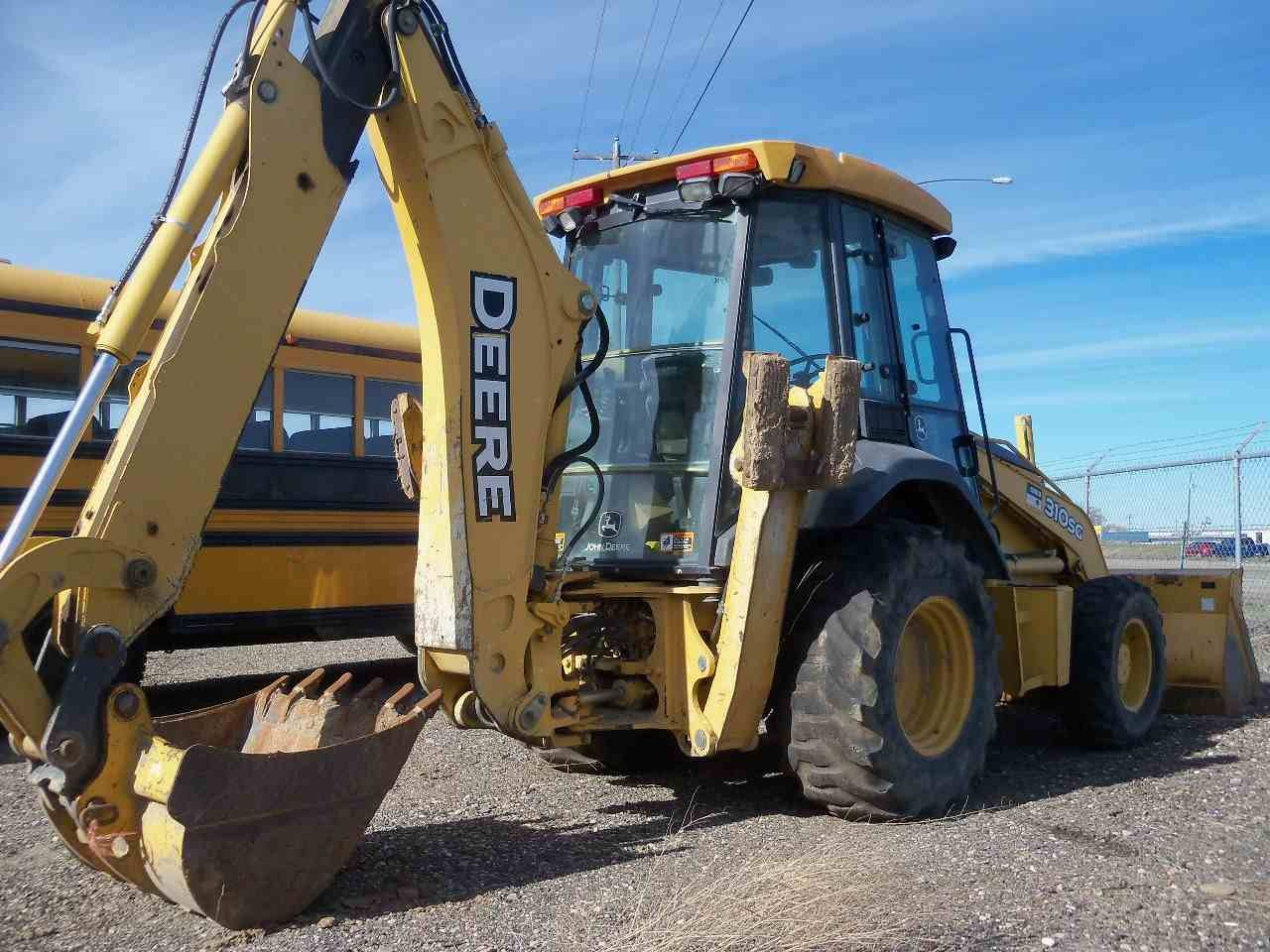 John Deere 310 SG Backhoe - 2005 310SG - Berry Machinery