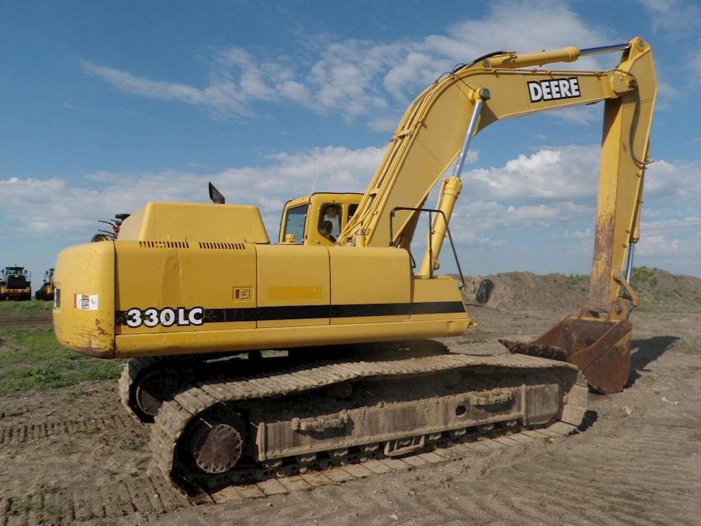 2000 John Deere 330 LC Excavator For Sale, 11,500 Hours ...