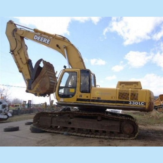John Deere Hydraulic Excavator Supplier Worldwide | Used ...