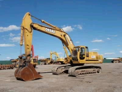2000 John Deere 330 Lc Hydraulic Excavator(id:3332541 ...
