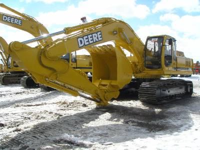 John Deere 330 LC Hydraulic Excavator