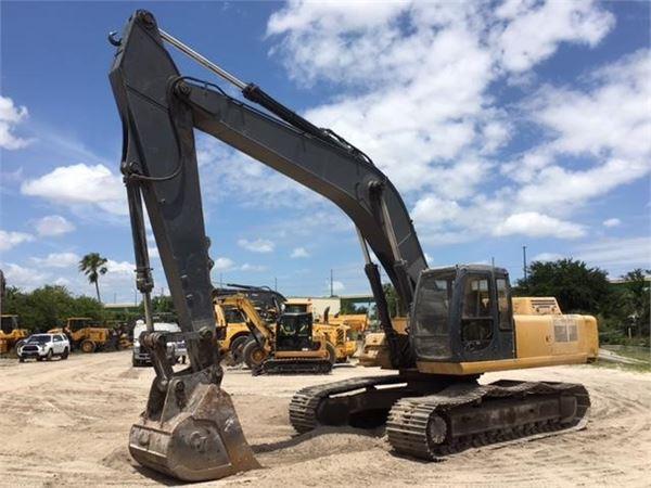 John Deere 330C - Year: 1999 - Crawler excavators - ID ...