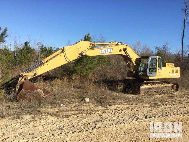 2005 John Deere 330C LC Track Excavator For Sale | Wade ...