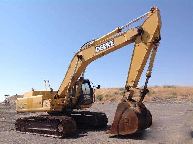 2002 John Deere 330C LC Excavator For Sale, 6,875 Hours ...