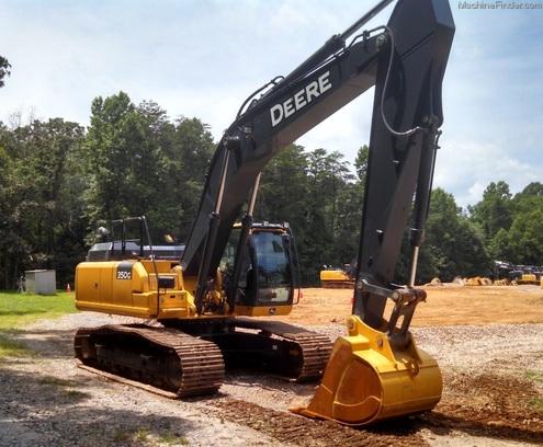 2013 John Deere 350GLC - Excavators - John Deere MachineFinder