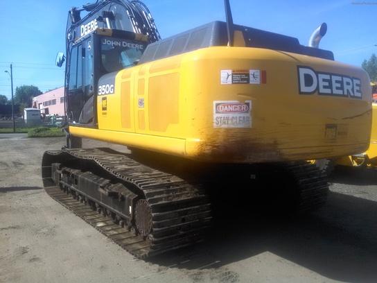 2012 John Deere 350GLC Excavator - John Deere MachineFinder