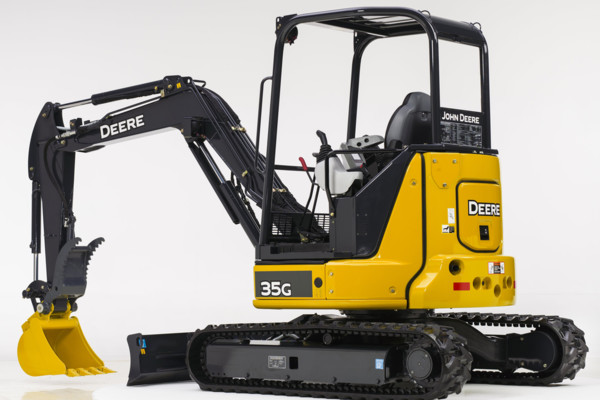John Deere 400 Excavator submited images | Pic2Fly