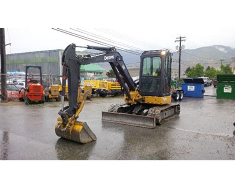 John Deere 50D Excavators For Sale - MyLittleSalesman.com
