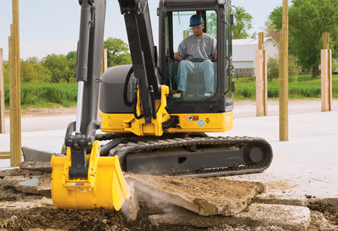 John Deere 60D Excavator submited images | Pic2Fly