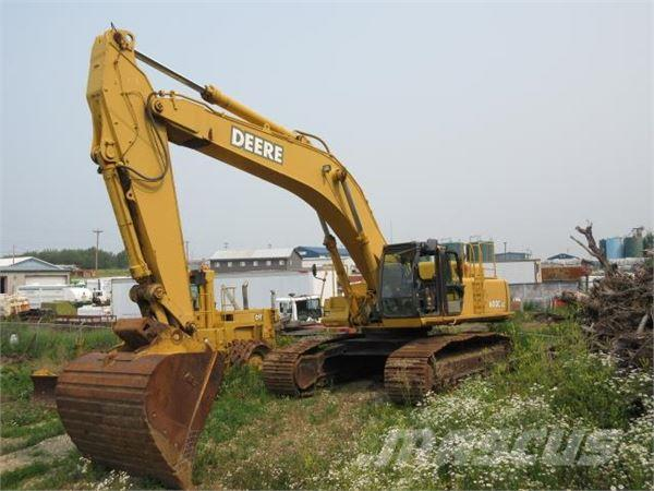 John Deere 600C LC - Crawler excavators, Price: £92,324 ...