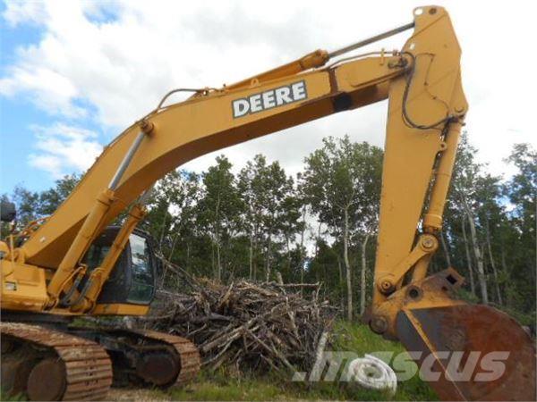 John Deere 600C LC - Crawler excavators, Price: £90,907 ...