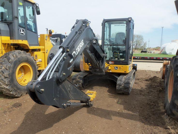 New John Deere 60G excavator | JD construction equipment ...
