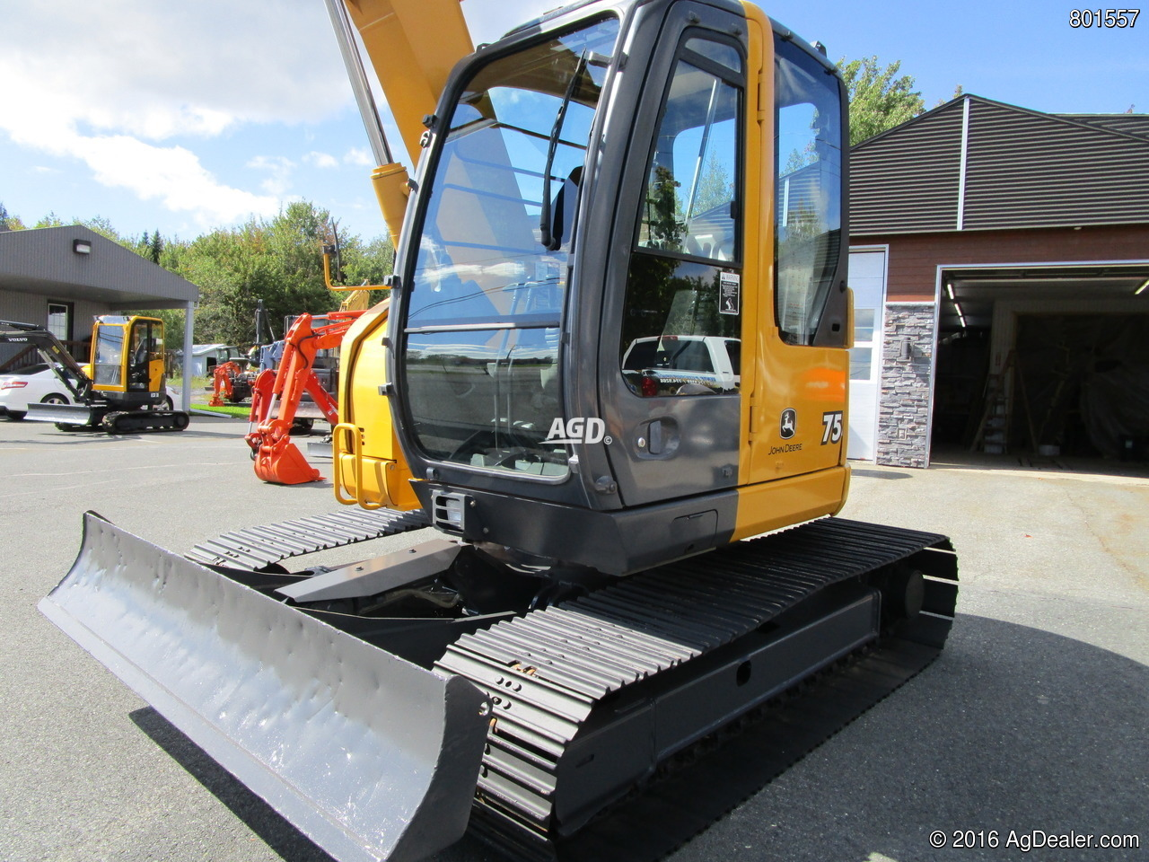 2007 John Deere 75c Excavator For Sale   AgDealer.com