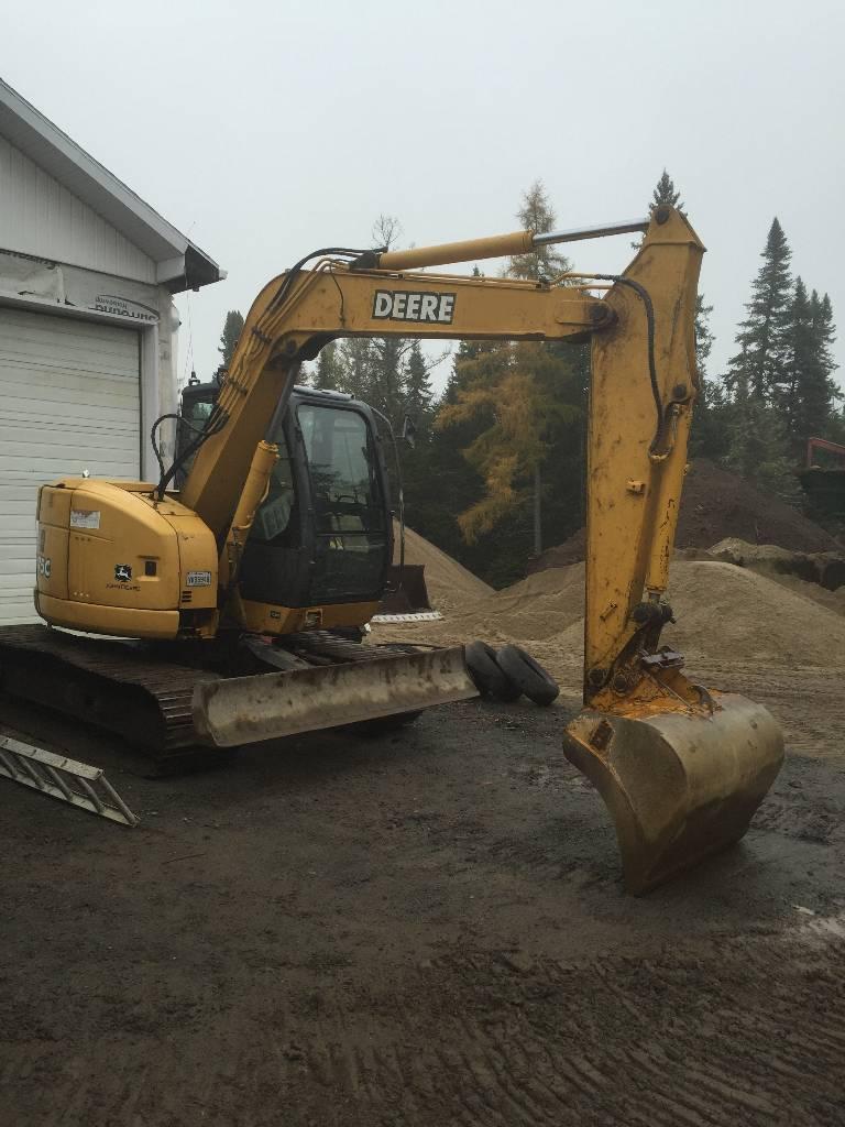 John Deere 75C - Year: 2007 - Excavators for sale - ID ...
