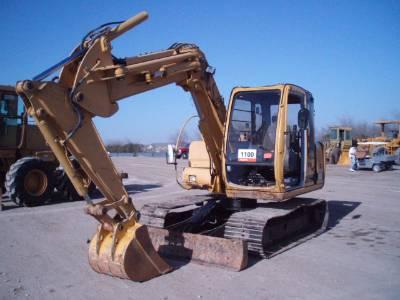 John Deere 80 Midi Excavator