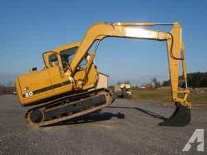 John Deere 80 Excavator - for Sale in Rochester, New York ...