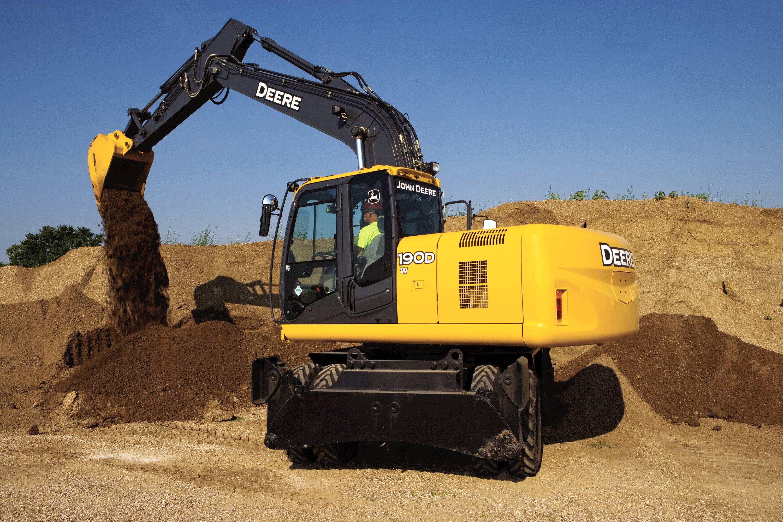 John Deere Construction Equipment Dealers - Viewing Gallery