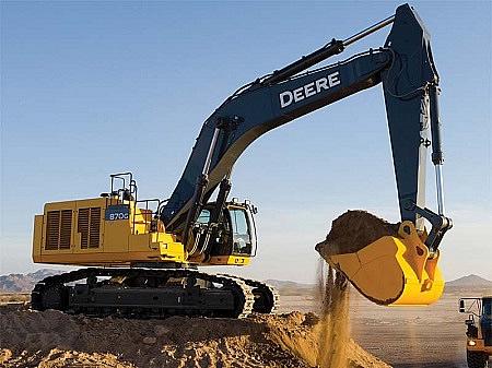 Why You Should Use Genuine John Deere Excavator Parts ...