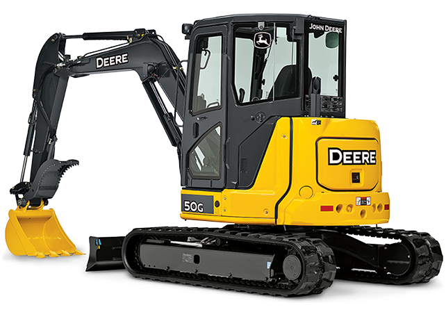 Compact/Mini Excavators | 4 Rivers Equipment