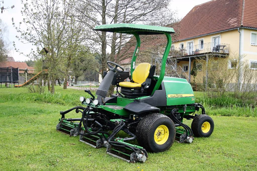 Used John Deere Precision Cut 7500 Spindelmäher lawn mowers Year ...