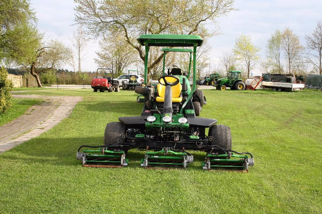 John Deere Precision Cut 7500 E Cut Hybrid Fairway for sale - Price: $ ...
