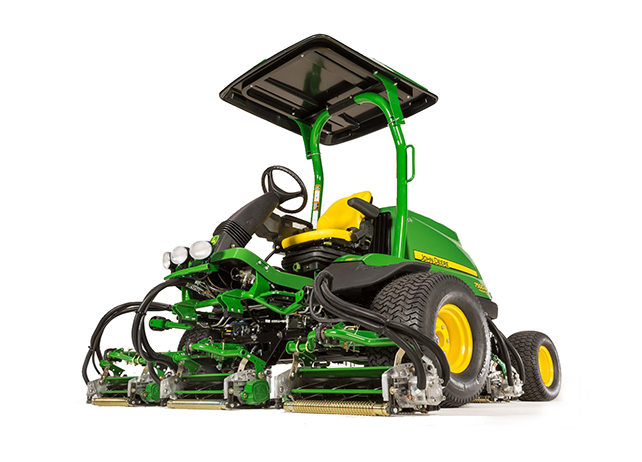 John Deere 7500A PrecisionCut Fairway Mowers JohnDeere.ca