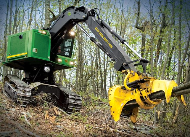 Pics Photos - John Deere Feller Bunchers Forestry 1280x800 Wallpaper ...