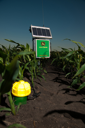 John Deere Field Connect helps producers monitor soil moisture | Ohio ...