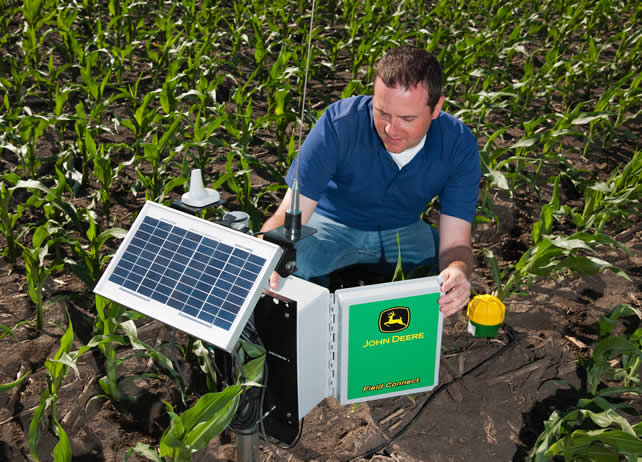 John Deere Field Connect Field and Crop Solutions Agricultural ...
