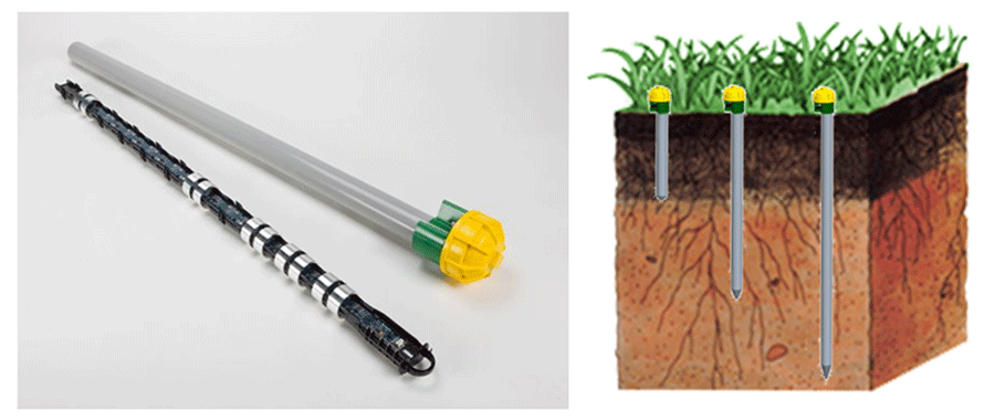 ... what s going on in your soil sensors and attachments moisture probe