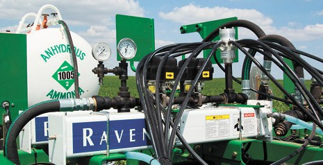 Raven's Accuflow System Will Now Be Installed By John Deere Dealers ...